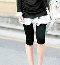 Legging - 3/4 Black