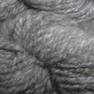 Light gray angora rabbit fur yarn