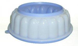 Tupperware Jello Jel-Ring Mold - Blueberry - Jell-O