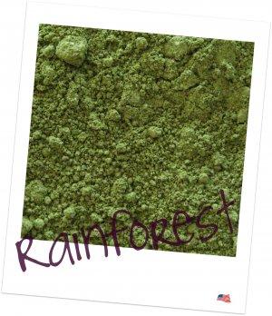 Mineral Makeup~ Eye Shadow Sample ~ Rainforest