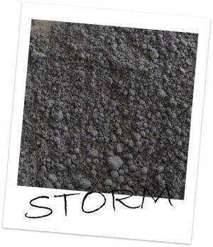 Mineral Makeup~ Eye Shadow Sample ~ Storm