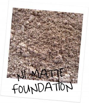 Mineral Makup ~ Matte Cover Foundation N1 20 Gram