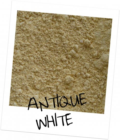 Mineral Makeup~ Eye Shadow ~ Sample ~ Antique White