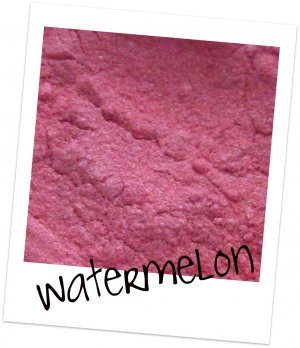 Mineral Makeup Eye Shadow Sample Watermelon