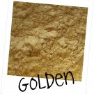 Mineral Makeup Eye Shadow Sample Golden