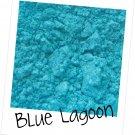 Mineral Makeup Eye Shadow Blue Lagoon 5 Gram Jar
