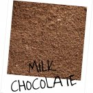 Mineral Makeup Eye Shadow Milk Chocolate 5 Gram Jar