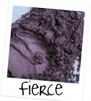 Mineral Makeup Eye Shadow Fierce 5 Gram Jar