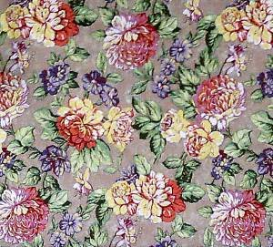 "RJR Cotton Fabric ""In My Garden"""