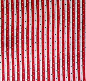 Stars & Stripes Quilting Fabric