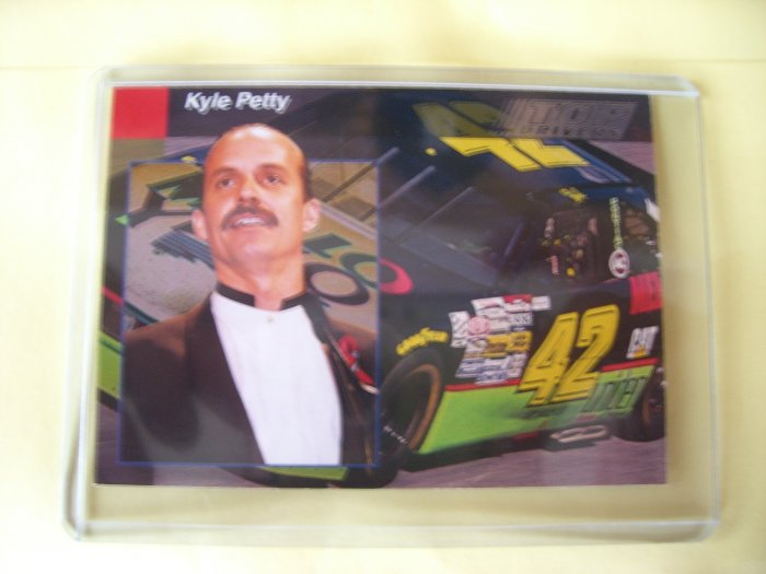 "1994 Pro Set ""KYLE PETTY""Preview 14 Nascar Racing Card Mint"