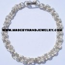 .950 Silver Chain Bracelet *EMAIL SIZE FOR AVAILABILITY AND PRICE*
