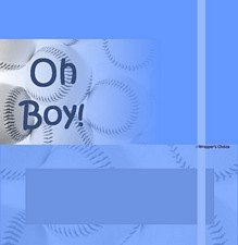 Baby 01-Baseball