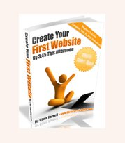 Create Your First Website By 3:45 This Afternoon PDF eBook
