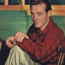 Guy Madison 1955 Nice Color Picture and Photos with Wife Sheila Connolly