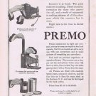 Premo Camera 1914 Original Vintage Advertisement by Rochester Optical of Eastman Kodak