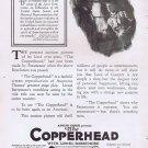 The Copperhead 1920 Silent Civil War Film Original Movie Ad with Lionel Barrymore