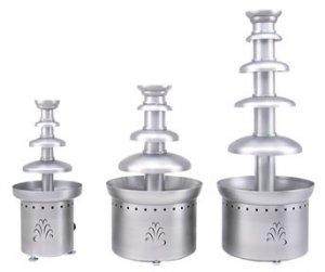 3 Chocolate Fountains