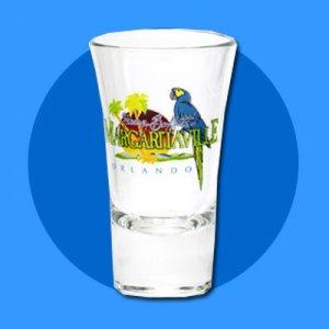 Margaritaville Shot Glass