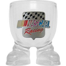 Nascar Shot Glass