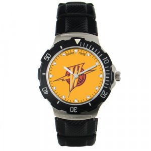 GAME TIME  GOLDEN STATE WARRIORS  AGENT SERIES WATCH LIFETIME WARRANTY FREE SHIPPING
