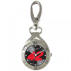 GAME TIME  #42 JUAN MONTOYA CLIP ON WATCH GRANDSTAND SERIES FREE SHIPPING LIFETIME WARRANTY