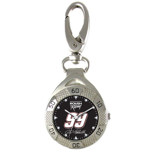 GAME TIME #99 CARL EDWARDS  CLIP ON WATCH GRANDSTAND SERIES FREE SHIPPING LIFETIME WARRANTY