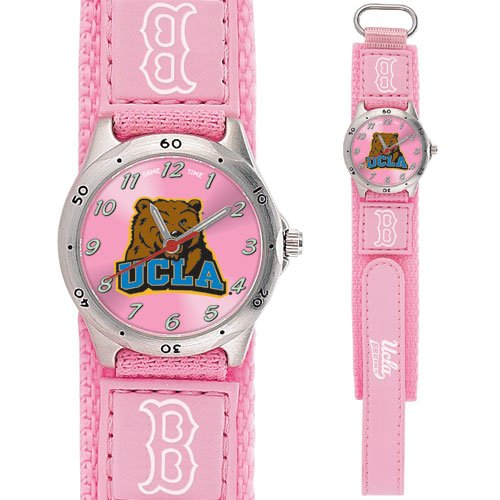 GAME TIME  UCLA BRUINS FUTURE STAR SERIES WATCH PINK LIFETIME WARRANTY FREE SHIPPING