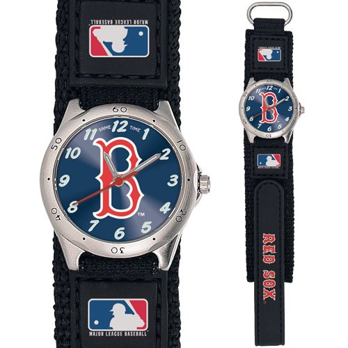 GAME TIME  BOSTON RED SOX  FUTURE STAR SERIES WATCH LIFETIME WARRANTY FREE SHIPPING
