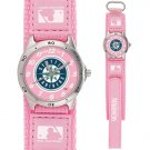 GAME TIME  SEATTLE MARINERS FUTURE STAR SERIES WATCH PINK LIFETIME WARRANTY FREE SHIPPING