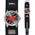 GAME TIME  JUAN MONTOYA #42 FUTURE STAR SERIES WATCH LIFETIME WARRANTY FREE SHIPPING