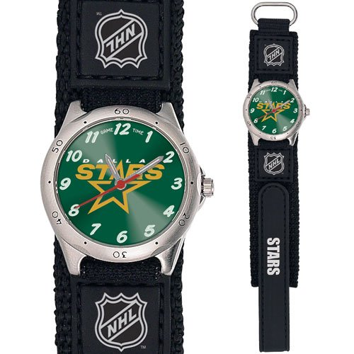GAME TIME DALLAS STARS FUTURE STAR SERIES WATCH FREE SHIPPING LIFETIME WARRANTY