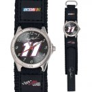 GAME TIME  DENNY HAMLIN #11 FUTURE STAR SERIES WATCH LIFETIME WARRANTY FREE SHIPPING