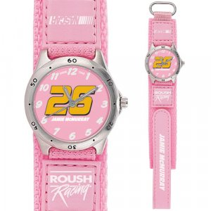 GAME TIME  JAMIE MCMURRAY #26 FUTURE STAR SERIES WATCH PINK LIFETIME WARRANTY FREE SHIPPING