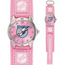 GAME TIME TAMPA BAY LIGHTNING FUTURE STAR SERIES PINK WATCH FREE SHIPPING LIFETIME WARRANTY