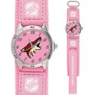 GAME TIME PHOENIX COYOTIES FUTURE STAR SERIES PINK WATCH FREE SHIPPING LIFETIME WARRANTY