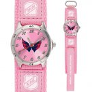 GAME TIME WASHINGTON CAPITALS FUTURE STAR SERIES PINK WATCH FREE SHIPPING LIFETIME WARRANTY