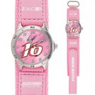 GAME TIME  #16 GREG BIFFLE FUTURE STAR SERIES WATCH PINK LIFETIME WARRANTY FREE SHIPPING