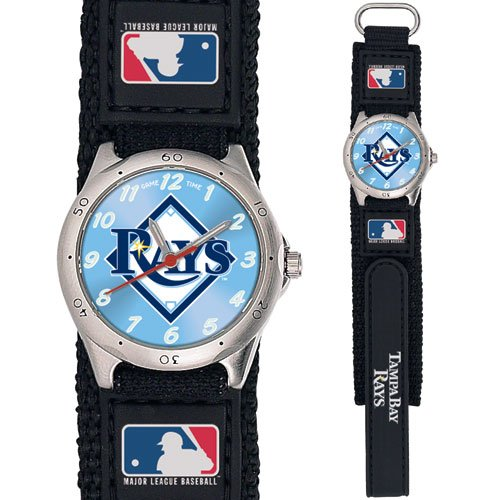 GAME TIME  TAMPA BAY DEVIL RAYS FUTURE STAR SERIES WATCH LIFETIME WARRANTY FREE SHIPPING