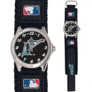 GAME TIME  FLORIDA MARLINS FUTURE STAR SERIES WATCH LIFETIME WARRANTY FREE SHIPPING