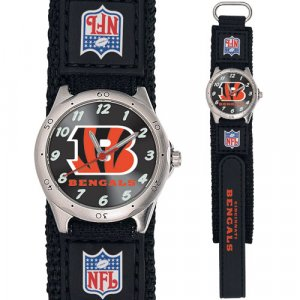 CINCINNATI BENGALS FUTURE STAR SERIES WATCH LIFETIME WARRANTY FREE SHIPPING