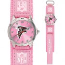 ATLANTA FALCONS FUTURE STAR SERIES PINK WATCH LIFETIME WARRANTY FREE SHIPPING