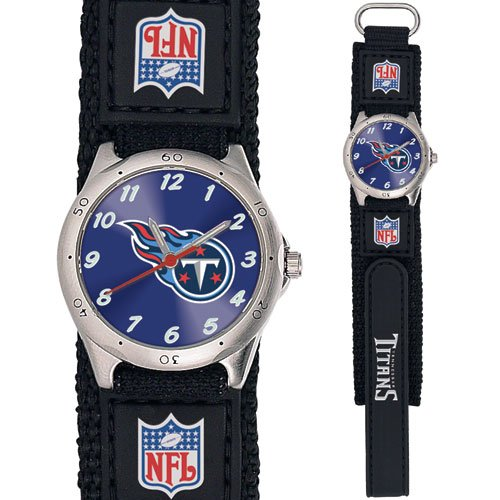 TENNESSEE TITANS FUTURE STAR SERIES WATCH LIFETIME WARRANTY FREE SHIPPING