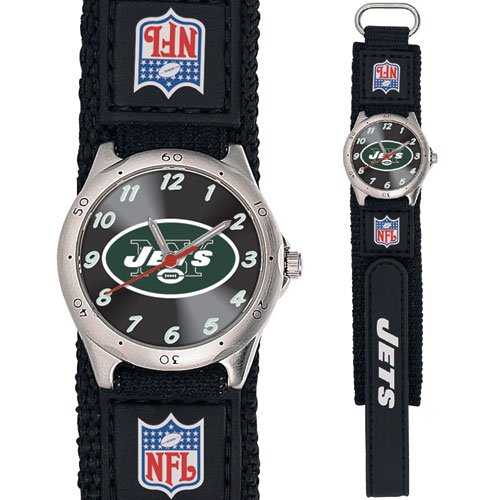 NEW YORK JETS FUTURE STAR SERIES WATCH LIFETIME WARRANTY FREE SHIPPING