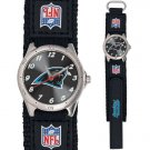 CAROLINA PANTHERS FUTURE STAR SERIES WATCH LIFETIME WARRANTY FREE SHIPPING