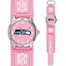 SEATTLE SEAHAWKS FUTURE STAR SERIES PINK WATCH LIFETIME WARRANTY FREE SHIPPING