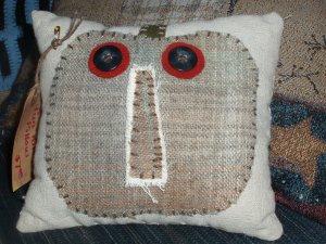 Pun'kin Pillow