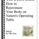 HOT!  Flush Body Toxins with the Detox Bible
