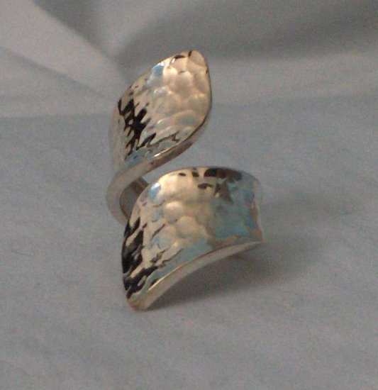 Great Ring for a Loved One - Handcrafted Design Made from 100% Genuine Sterling Silver