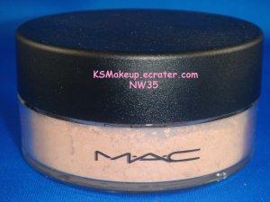 M.A.C  SHEER LOOSE POWDER  #NW35